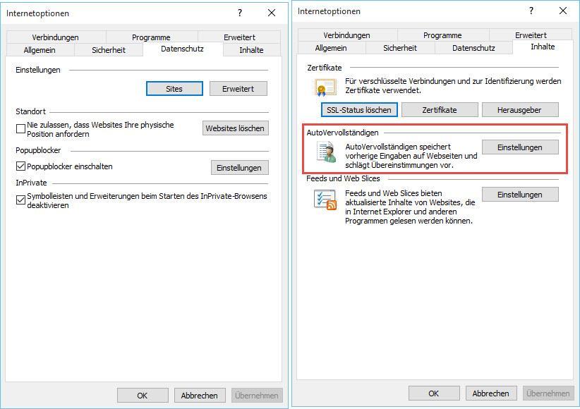 Datenschutz im Windows 10 Explorer richtig einstellen - so gehts