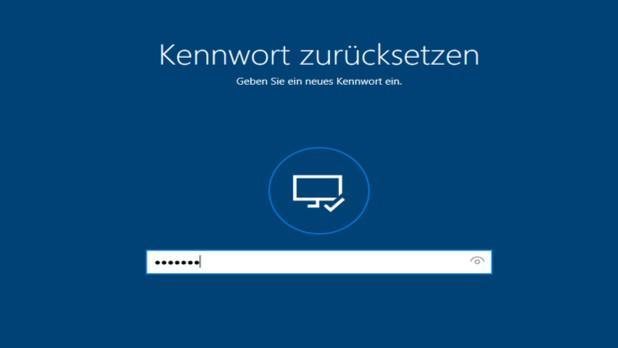 Windows 10 Login-Passwort vergessen – so kommen Sie wieder ins System