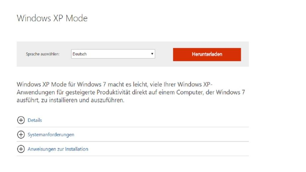 Windows 10: XP-Mode installieren - so gehts