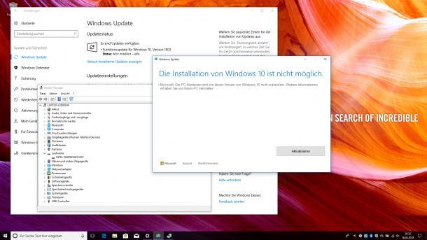 Windows 10 Bootloop: Das können Sie machen
