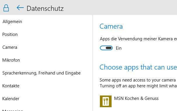 Das können Sie tun, wenn die Webcam unter Windows 10 nicht funktioniert