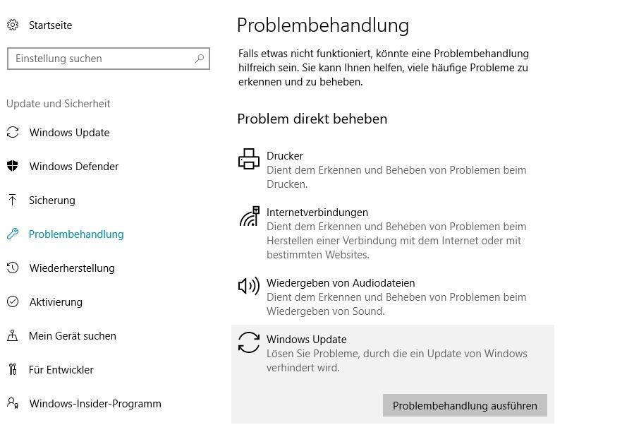 0x800704c7 Fehler beim Update beheben - so funktioniert es