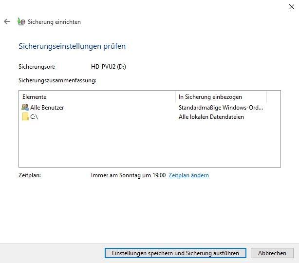 Windows 10 auf eine neue Festplatte übertragen - wie geht das?