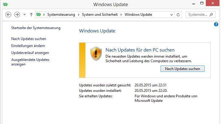 0x800f0922 beim Windows 10 Update - das hilft
