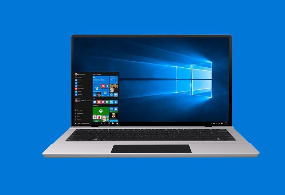 So viel GByte benötigt die Installation von Windows 10