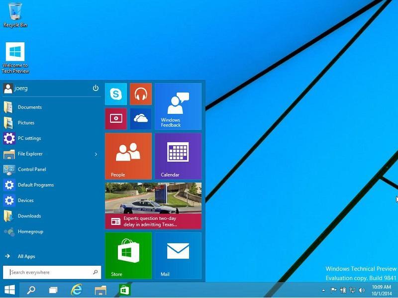 Windows 10 Apps stürzen ab - das hilft