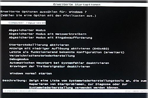Laptop fährt nicht mehr hoch: was tun?