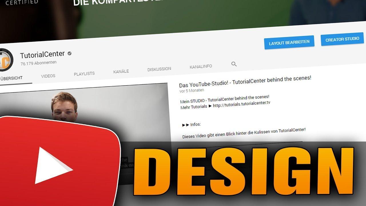 Umstellen auf das neue YouTube-Design - so geht es
